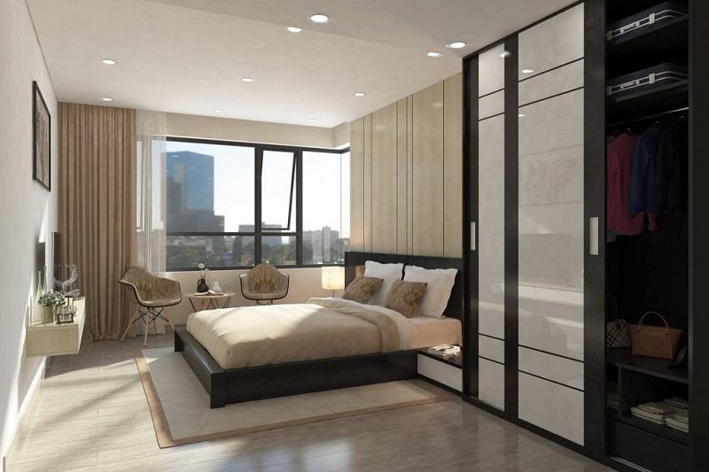 Tận dụng nguồn sáng tự nhiên cho phòng ngủ