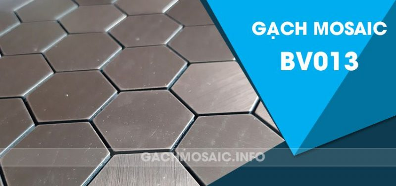 Mẫu gạch mosaic BV013