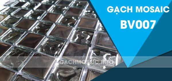 Gạch mosaic thủy tinh BV007