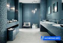 Gạch mosaic vệ sinh